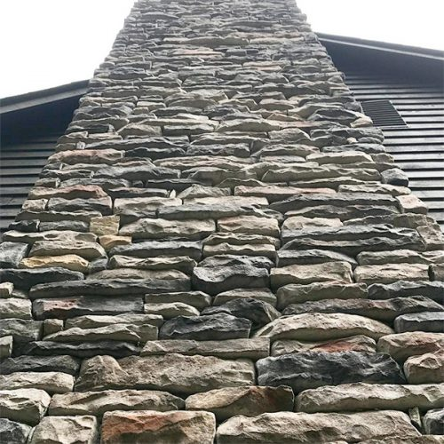Fireplace stone veneer Eldred, NY