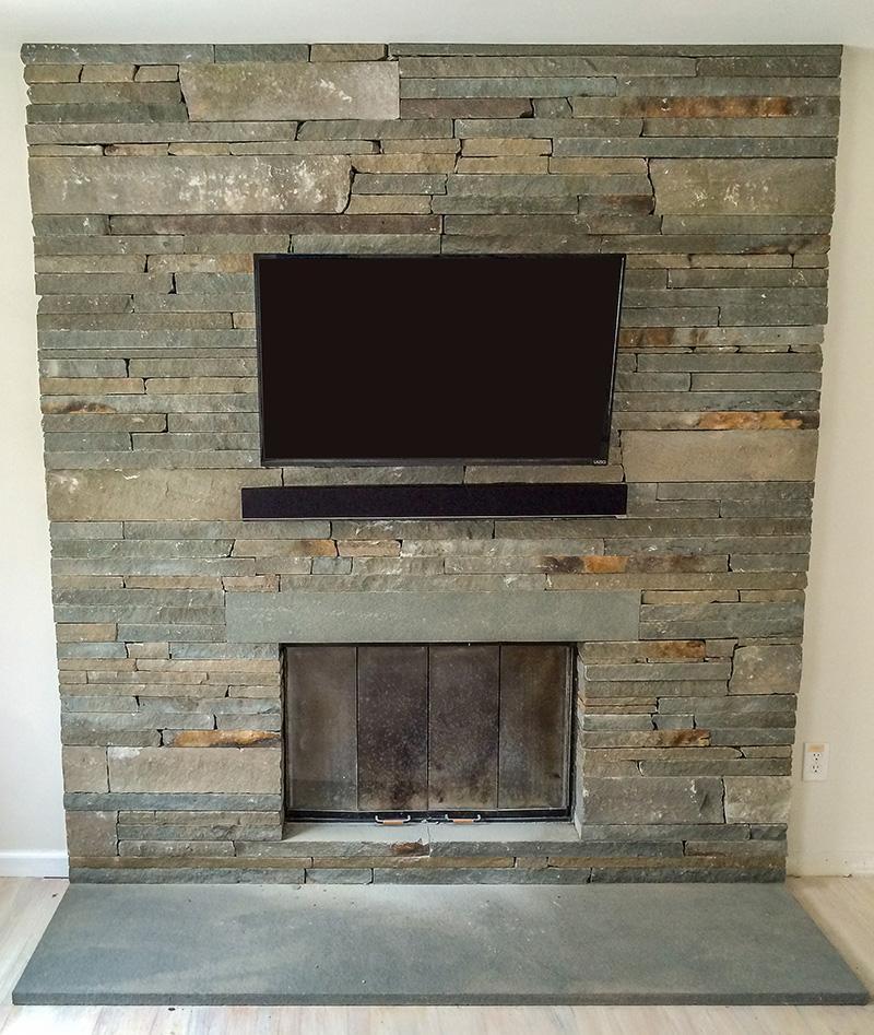 Interior Fireplace Saugerties NY