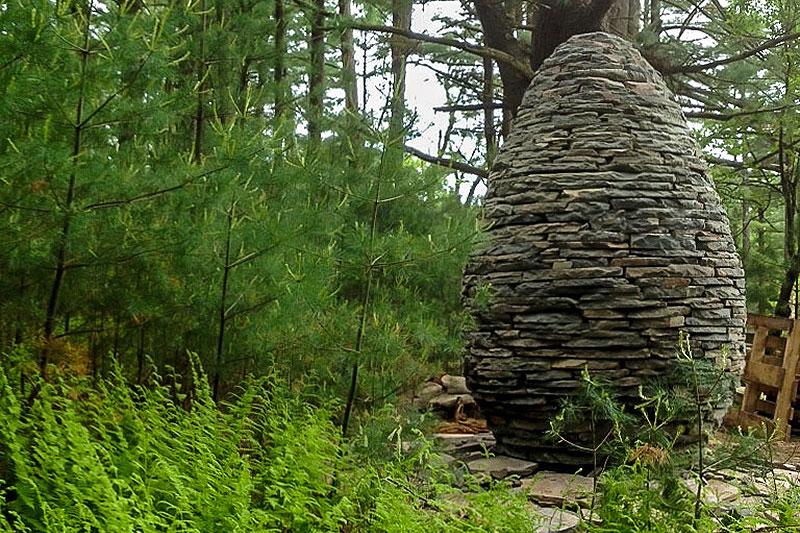 Kelly Masonry Stone Cairns Sullivan County