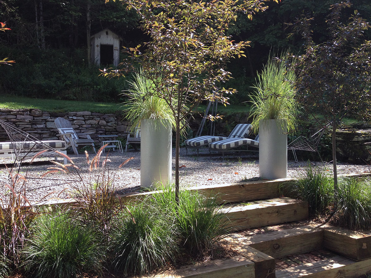 Landscape Design Sullivan County NY Callicoon Center