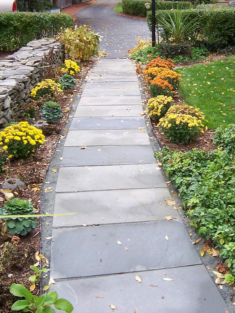 Bluestone Walkway Roscoe Sullivan County NY
