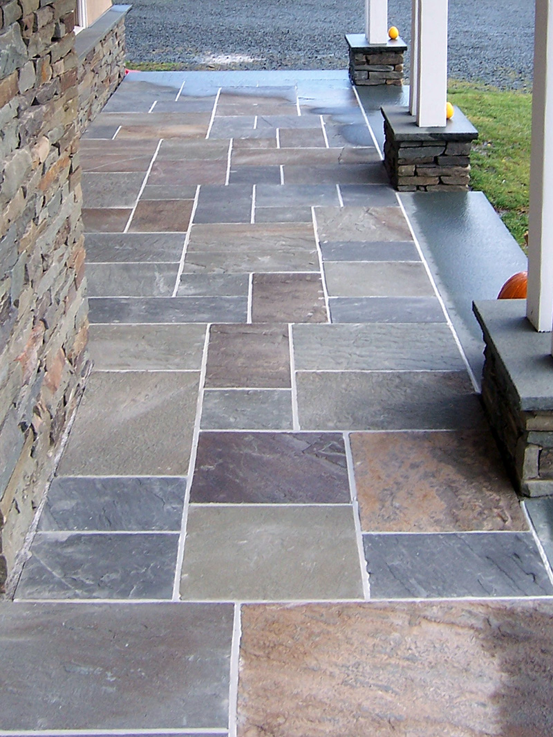 Bluestone Entrance Area Sullivan County NY