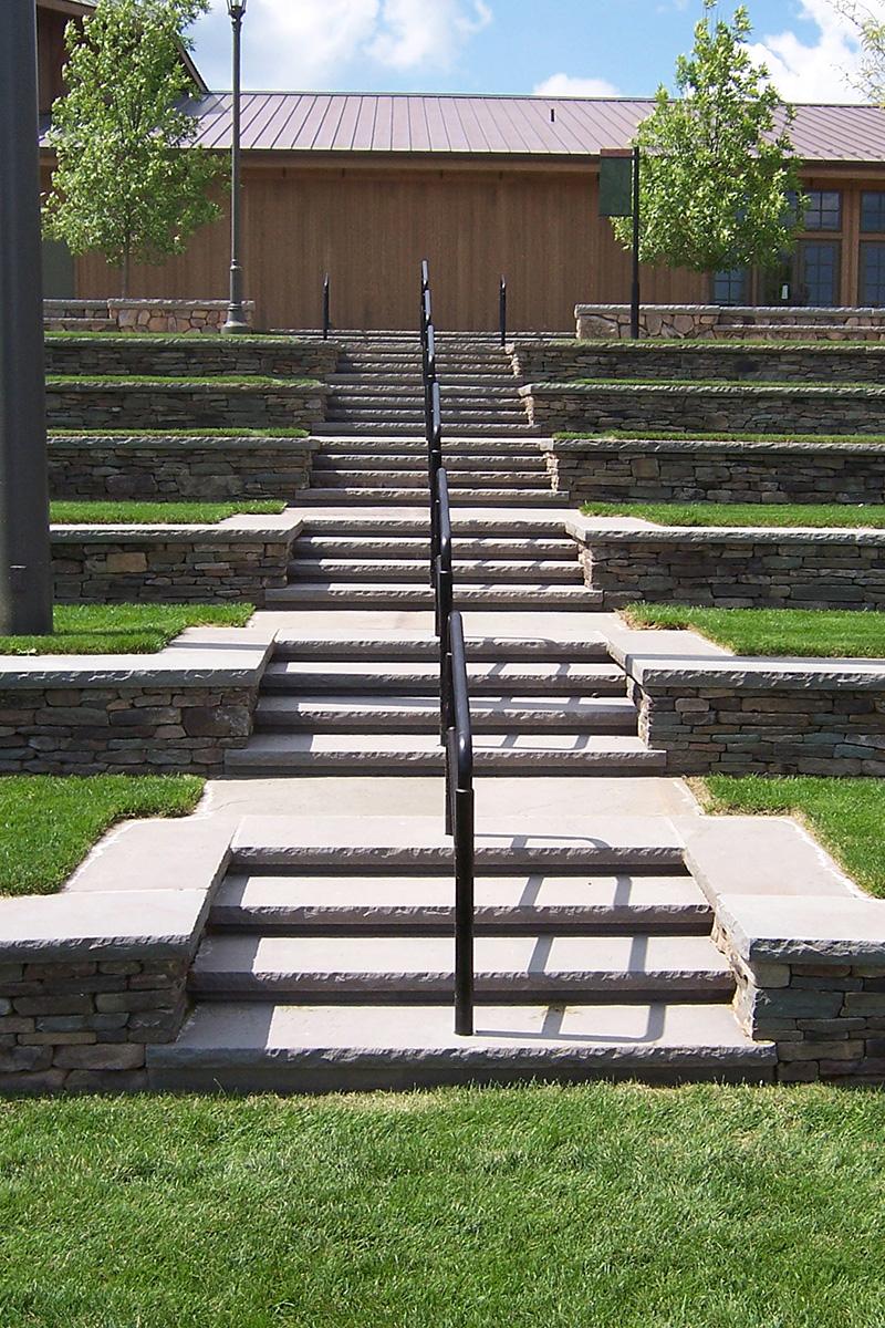 Fieldstone Walls Bluestone Steps Bethel NY Sullivan County