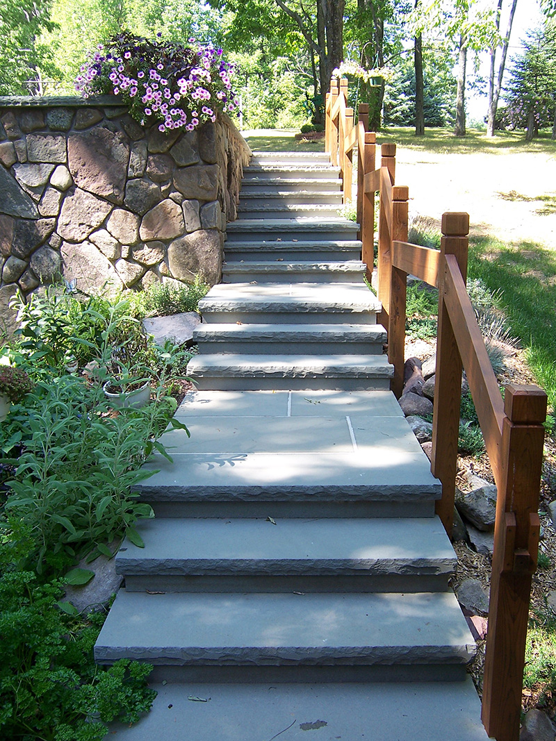 Bluestone Steps Sullivan County NY