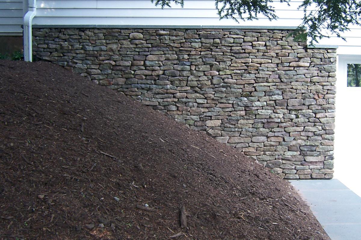 Rustic Stone Veneer Bethel NY Sullivan County NY