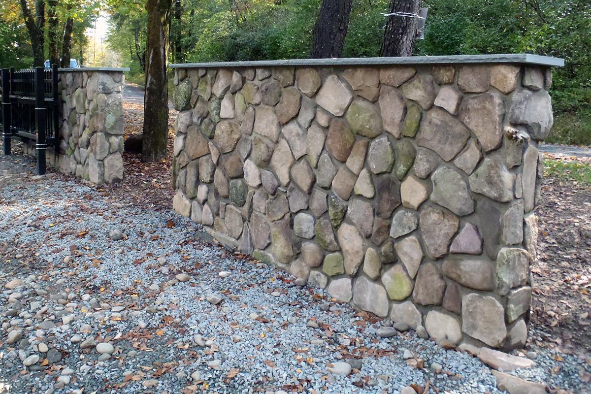 Vertical Stone Veneer Sullivan County NY