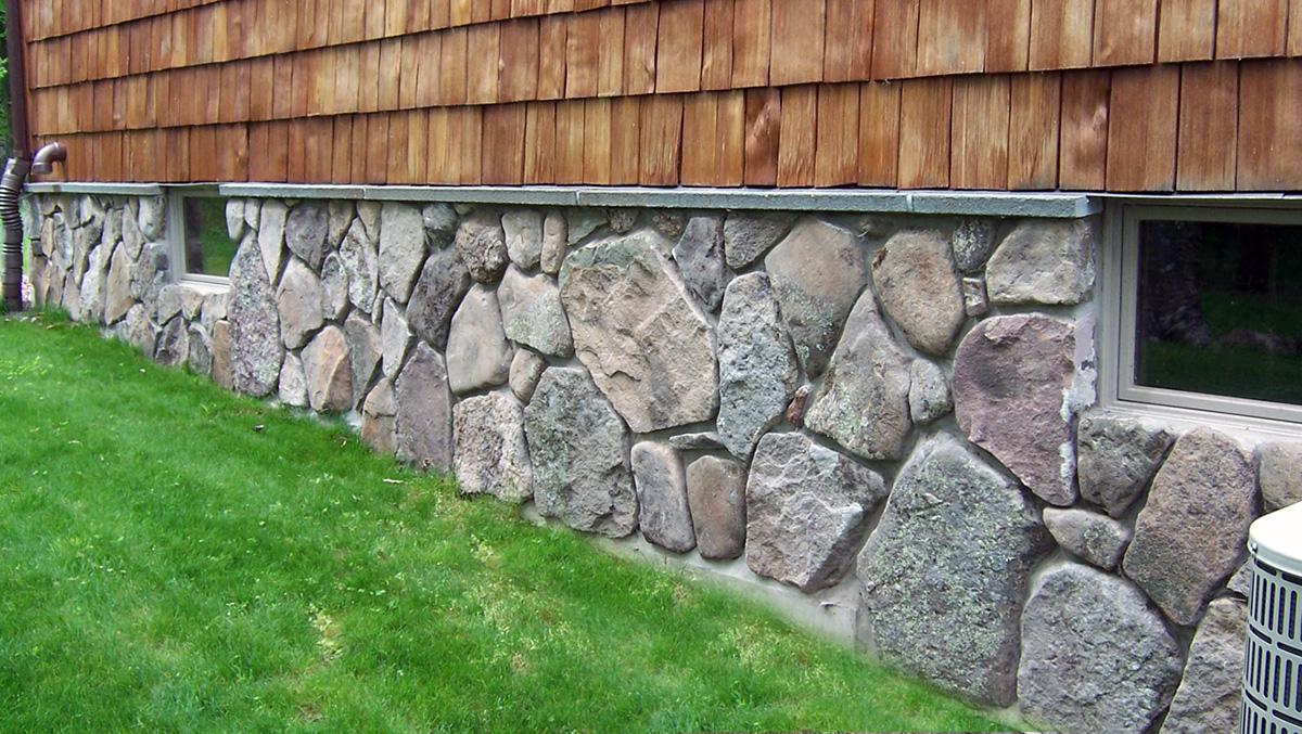 Stone Veneer Kelly Masonry Amp Design Inc